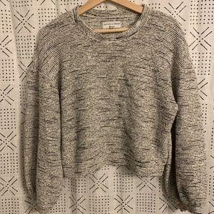 Madewell Texture & Thread Lightweight Sweater